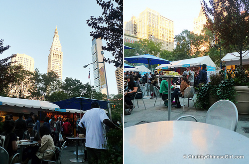 madison square park market 26