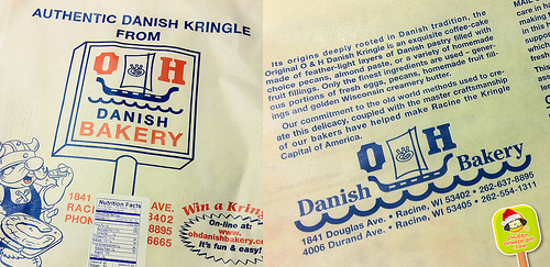 OH danish bakery kringle 3