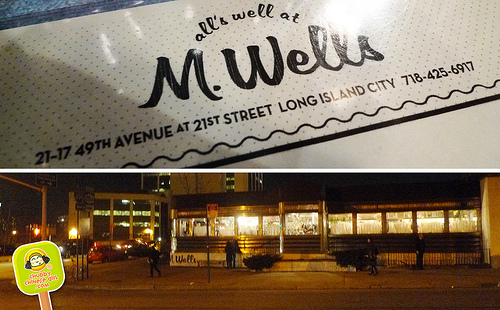 m wells long island city 2