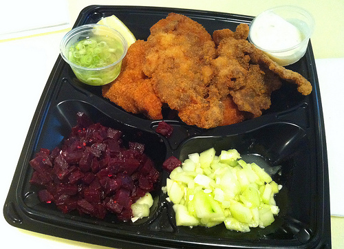 schnitzel and things 1
